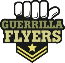 Logo Guerrilla Flyers 2